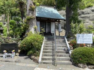 八重姫様供養堂