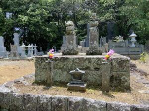 北条義時の墓