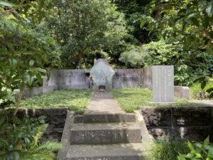源媄子(竹御所)の墓